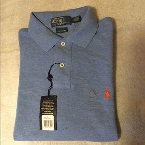 Polo Ralph Lauren Men's Custom Fit Mesh